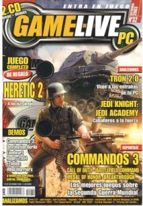 PC Gamelive N°32 – Septiembre, 2003 [PDF]