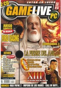PC Gamelive N°33 – Octubre, 2003 [PDF]
