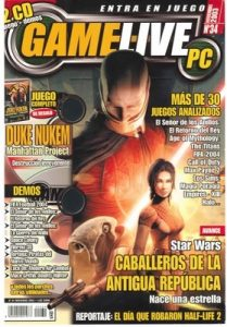 PC Gamelive N°34 – Noviembre, 2003 [PDF]