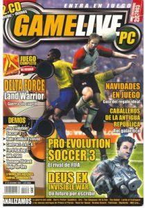 PC Gamelive N°35 – Diciembre, 2003 [PDF]