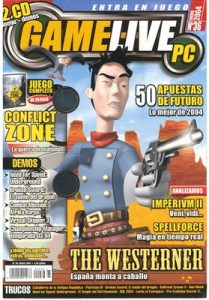 PC Gamelive N°36 – Enero, 2004 [PDF]