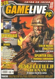 PC Gamelive N°37 – Febrero, 2004 [PDF]