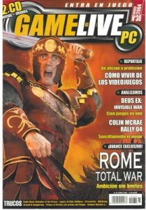 PC Gamelive N°38 – Marzo, 2004 [PDF]