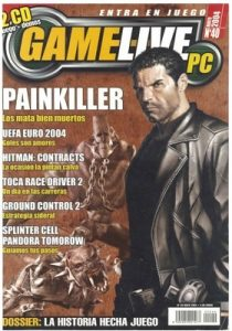 PC Gamelive N°40 – Mayo, 2004 [PDF]