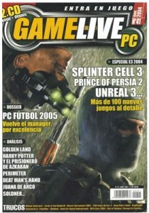PC Gamelive N°41 – Junio, 2004 [PDF]