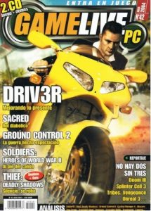 PC Gamelive N°42 – Julio, 2004 [PDF]