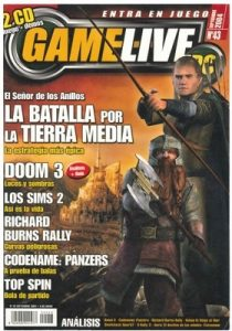 PC Gamelive N°43 – Septiembre, 2004 [PDF]