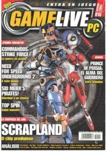 PC Gamelive N°45 – Noviembre, 2004 [PDF]
