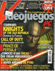 Para incondicionales de los Videojuegos PC Año 1 – Número 1, 2004 [PDF]