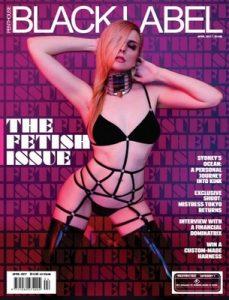 Penthouse Black Label Australia – April, 2017 [PDF]