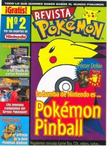 Pokemon Revista N°02 [PDF]
