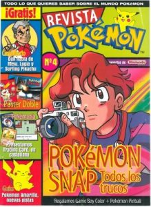 Pokemon Revista N°04 [PDF]