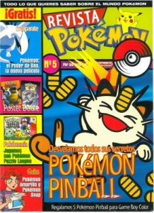 Pokemon Revista N°05 [PDF]