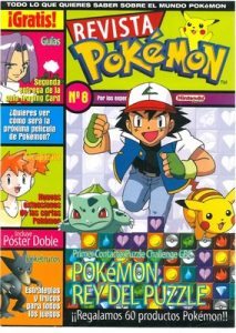 Pokemon Revista N°08 [PDF]