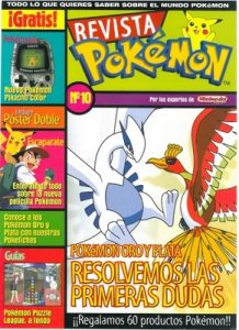 Pokemon Revista N°10 [PDF]