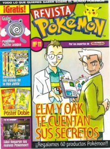 Pokemon Revista N°11 [PDF]