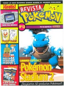 Pokemon Revista N°13 [PDF]