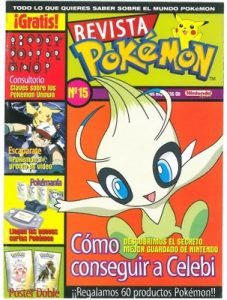 Pokemon Revista N°15 [PDF]