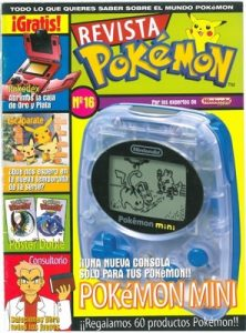 Pokemon Revista N°16 [PDF]