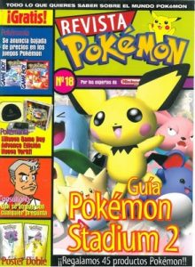 Pokemon Revista N°18 [PDF]