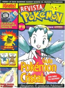 Pokemon Revista N°19 [PDF]