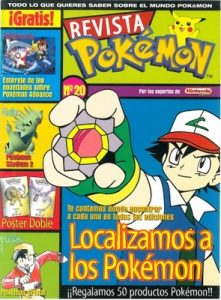 Pokemon Revista N°20 [PDF]