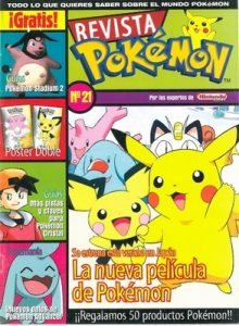 Pokemon Revista N°21 [PDF]