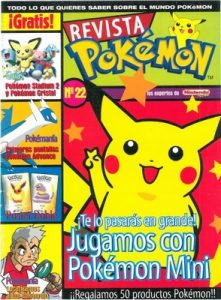 Pokemon Revista N°22 [PDF]