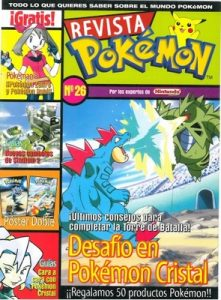 Pokemon Revista N°26 [PDF]