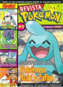 Pokemon Revista N°27 [PDF]