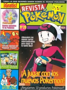 Pokemon Revista N°28 [PDF]