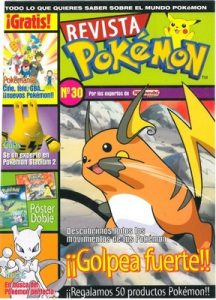Pokemon Revista N°30 [PDF]