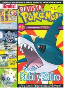 Pokemon Revista N°31 [PDF]