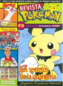 Pokemon Revista N°35 [PDF]