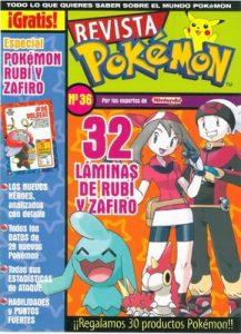 Pokemon Revista N°36 [PDF]