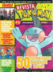 Pokemon Revista N°37 [PDF]