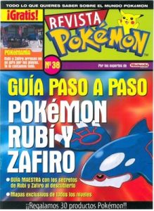 Pokemon Revista N°38 [PDF]