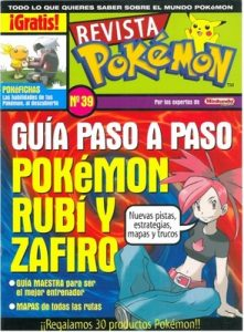 Pokemon Revista N°39 [PDF]