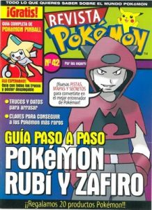 Pokemon Revista N°42 [PDF]