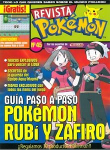 Pokemon Revista N°45 [PDF]