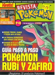 Pokemon Revista N°46 [PDF]