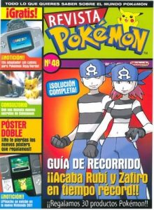 Pokemon Revista N°48 [PDF]
