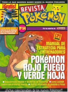 Pokemon Revista N°54 [PDF]