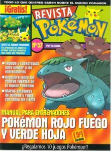 Pokemon Revista N°57 [PDF]