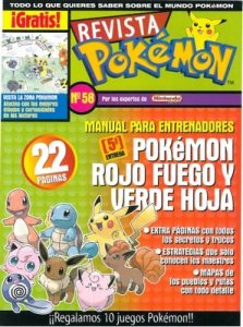 Pokemon Revista N°58 [PDF]