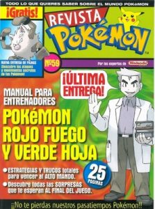Pokemon Revista N°59 [PDF]