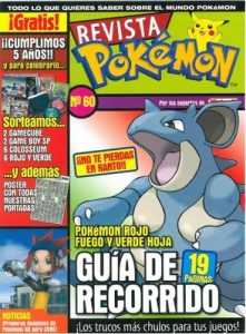 Pokemon Revista N°60 [PDF]