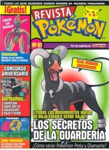 Pokemon Revista N°61 [PDF]
