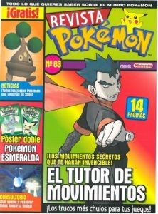 Pokemon Revista N°63 [PDF]