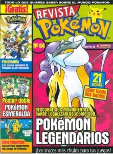 Pokemon Revista N°64 [PDF]